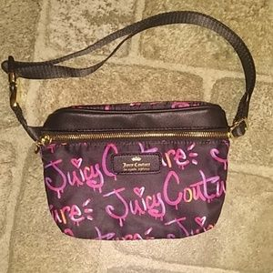 Juicy Couture Fanny Pack💜